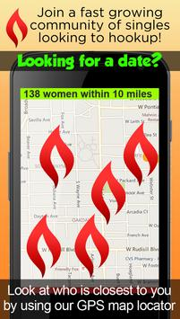 FireSnap Chat - Local Dating poster