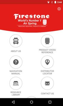 Firestone HD Air Spring App poster