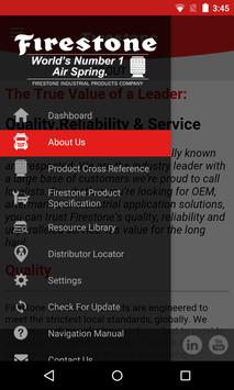 Firestone HD Air Spring App screenshot 1