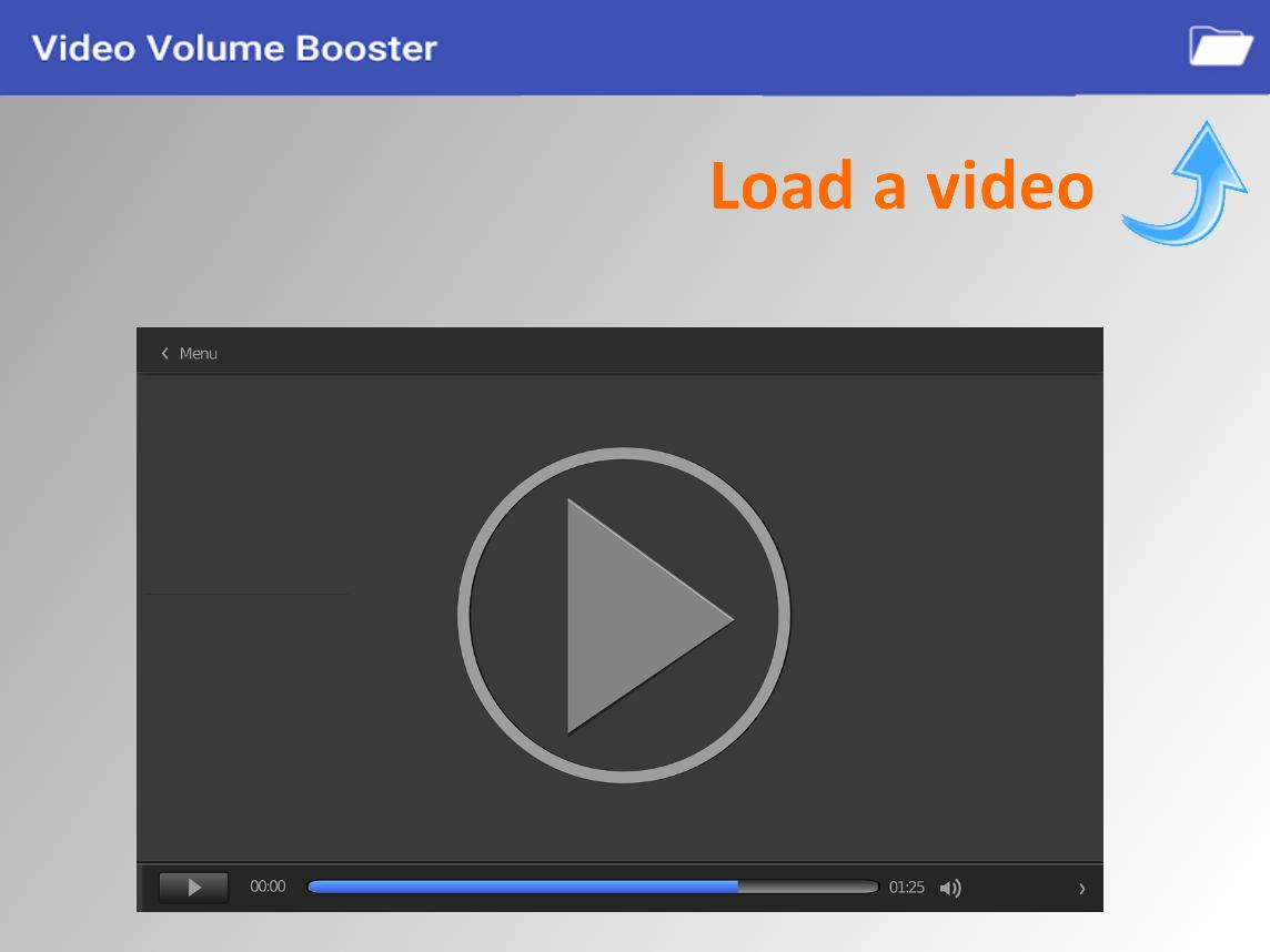 video volume booster pro apk