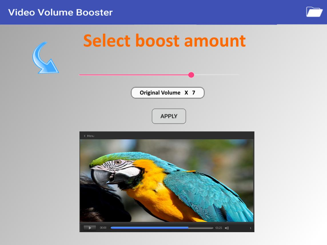 Video Volume Booster for Android - APK Download