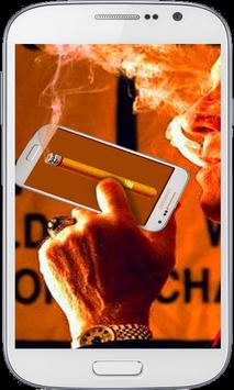 Cigarette Smoke For Free poster