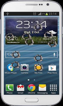 Shoot my phone (Joke) apk screenshot