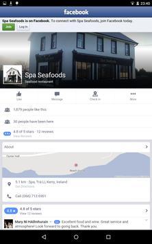 Spa Seafoods apk screenshot