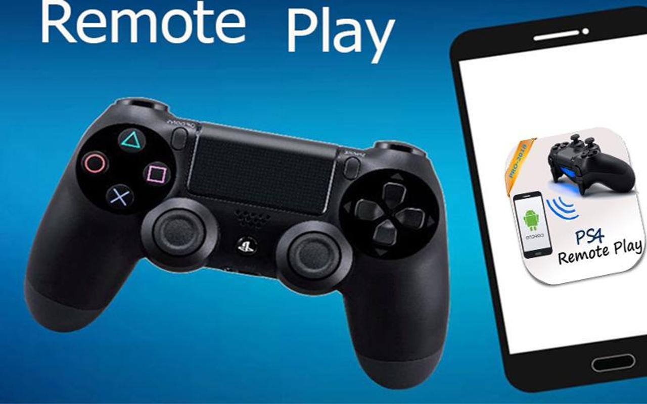 ps4 remote play apk 2018 tablet