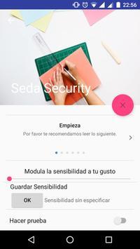 Seda Security poster