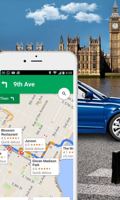 waze traffic gps maps navigation for android apk download. Black Bedroom Furniture Sets. Home Design Ideas