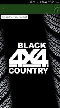Blackcountry 4x4 poster