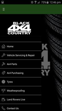 Blackcountry 4x4 apk screenshot