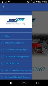 Transcare apk screenshot