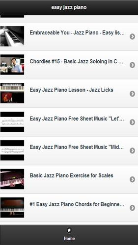 Easy Jazz Piano Apk Download Free Music Audio App For Android