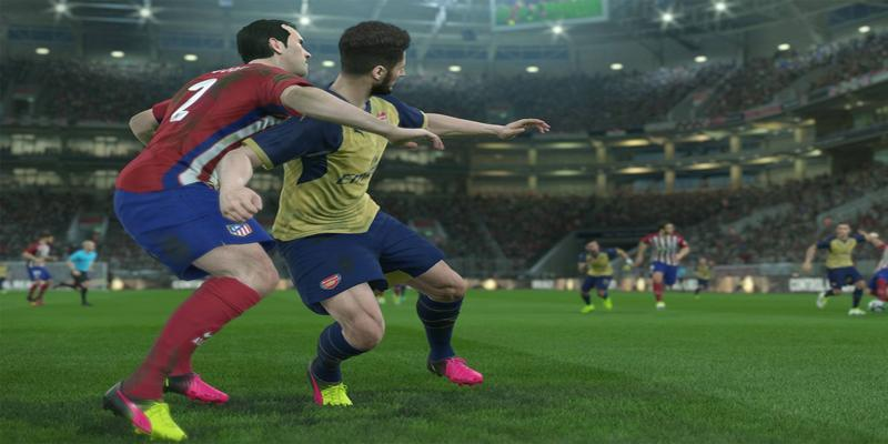 PES 2018 for Android - APK Download