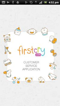 Firstcry Customer Service poster