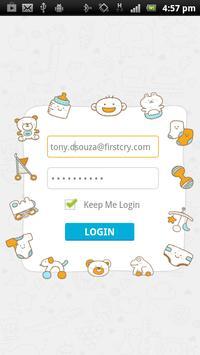 Firstcry Customer Service apk screenshot