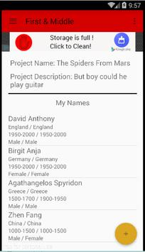 first middle name generator apk download free entertainment app
