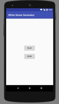Simple White Noise Generator for Android - APK Download