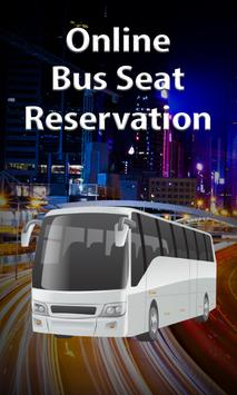 Online Bus Tickets Booking for (Pakistan) poster