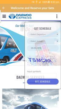 Online Bus Tickets Booking for (Pakistan) screenshot 4