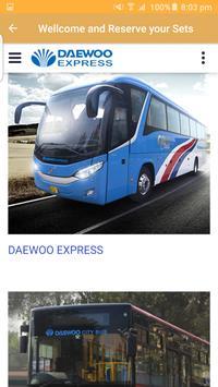 Online Bus Tickets Booking for (Pakistan) screenshot 5