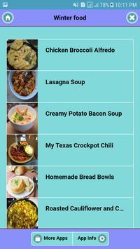 cookbook poster