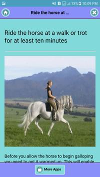 How to Keep Balance on Horse apk screenshot