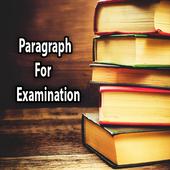 Paragraph For Examination icon