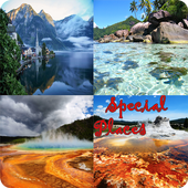 Top 50 Special Places in the world icon