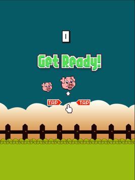 Flappy Pig screenshot 1