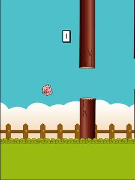 Flappy Pig screenshot 2