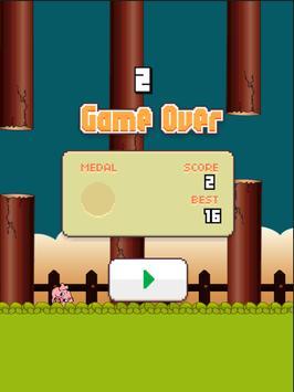 Flappy Pig screenshot 7