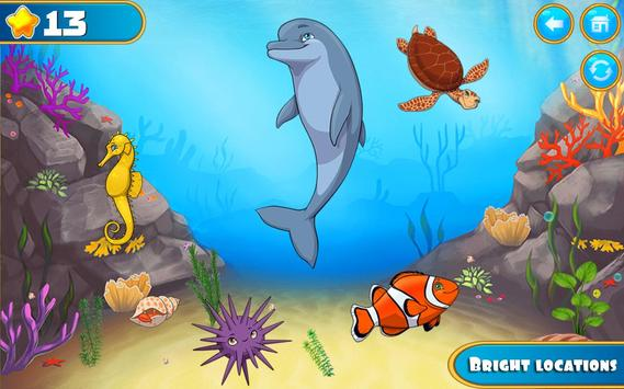 The Smartest Kid: Underwater screenshot 16