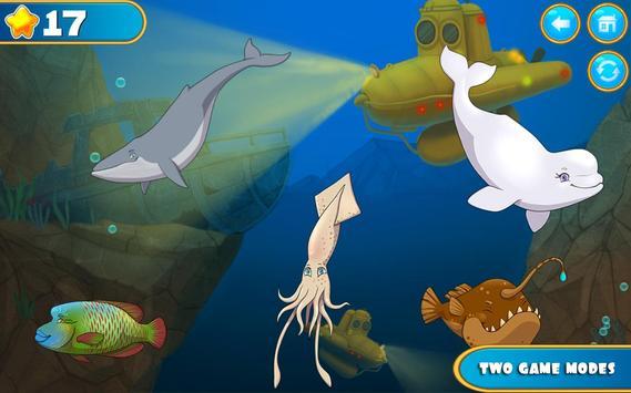 The Smartest Kid: Underwater screenshot 11