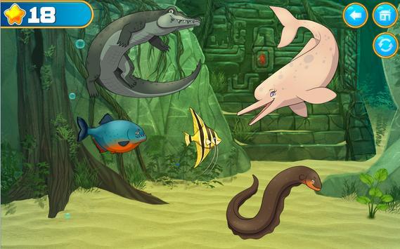 The Smartest Kid: Underwater screenshot 13