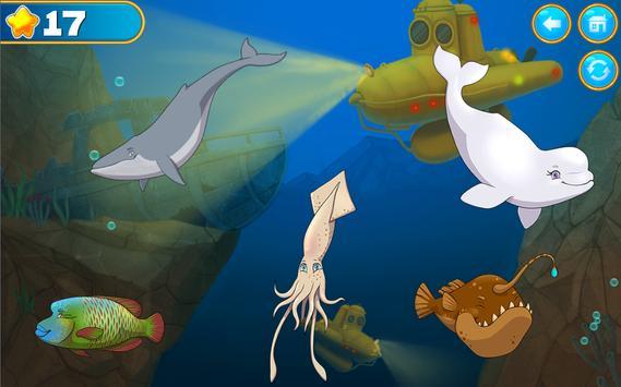 The Smartest Kid: Underwater screenshot 3