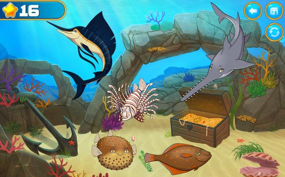 The Smartest Kid: Underwater screenshot 4