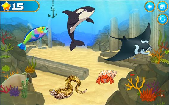 The Smartest Kid: Underwater screenshot 5