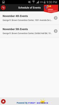 HMSDC Expo 2015 apk screenshot