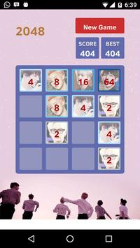 ARMY: 2048 for BTS stan poster