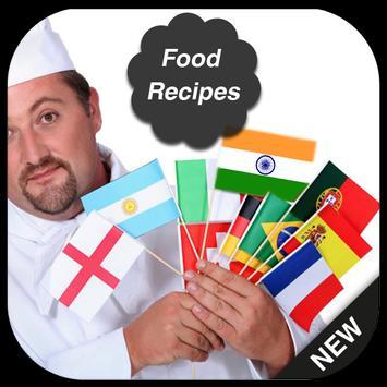 Quick Food Recipes -Over World screenshot 6