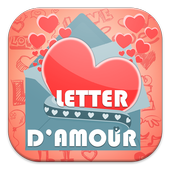 Lettres D'amours SMS icon
