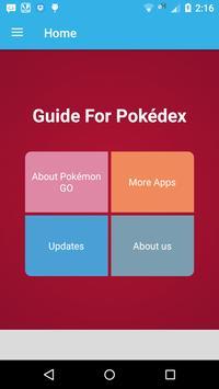 Guide fo Pokemon poster