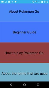 Guide fo Pokemon screenshot 1