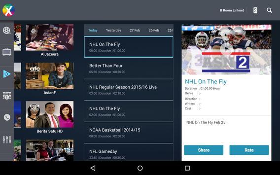 FMX Tablet (Beta) screenshot 1