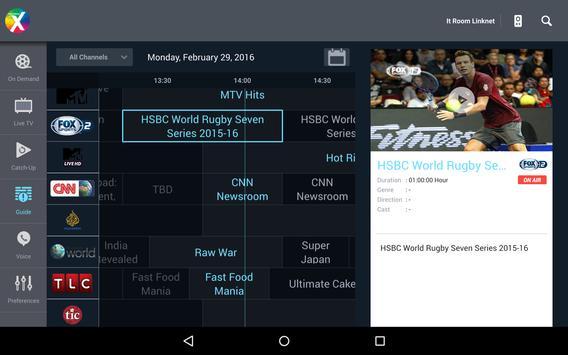 FMX Tablet (Beta) screenshot 2
