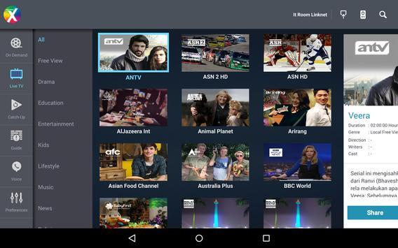 FMX Tablet (Beta) screenshot 3