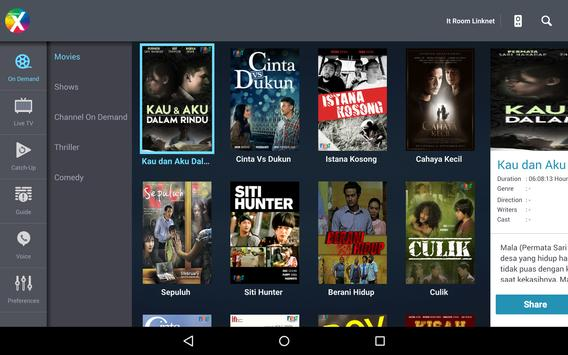 FMX Tablet (Beta) apk screenshot