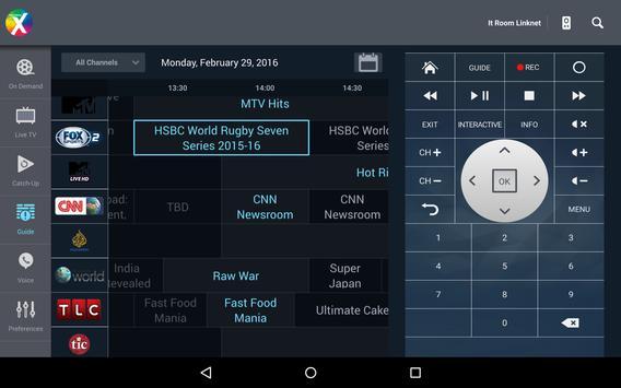 FMX Tablet (Beta) screenshot 7