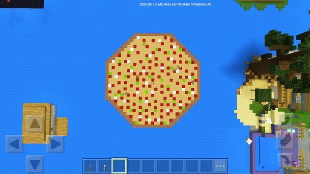 """ Rock prison "" map for MCPE Craft! screenshot 5"