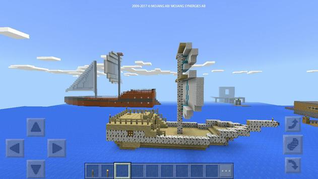""" Rock prison "" map for MCPE Craft! screenshot 10"