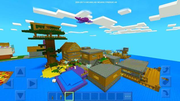""" Rock prison "" map for MCPE Craft! screenshot 11"